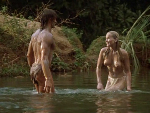 Бо Дерек - приключения в африканских джунглях