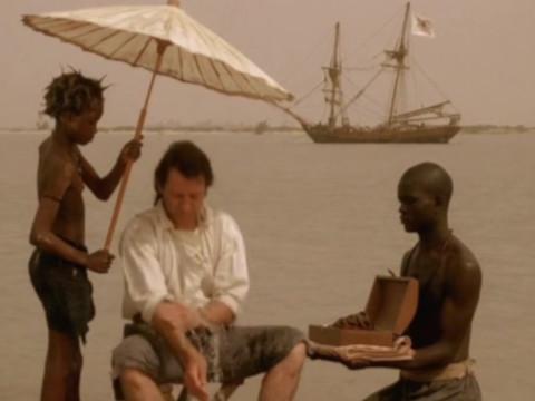 Белые хозяева и черные рабы