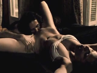 Сцена секса с настоящим кунулингусом