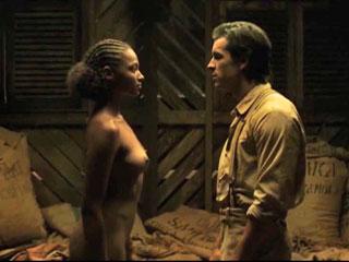 Экзотические сцены обнажения и секса в фильме