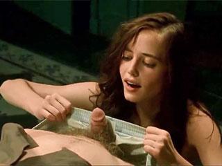 Секс сцены с Евой Грин