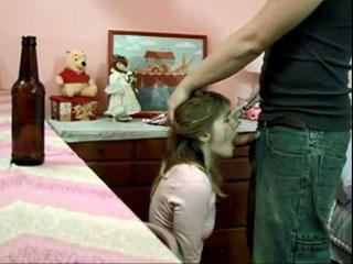 Девушку заставили отсосать угрожая расправой