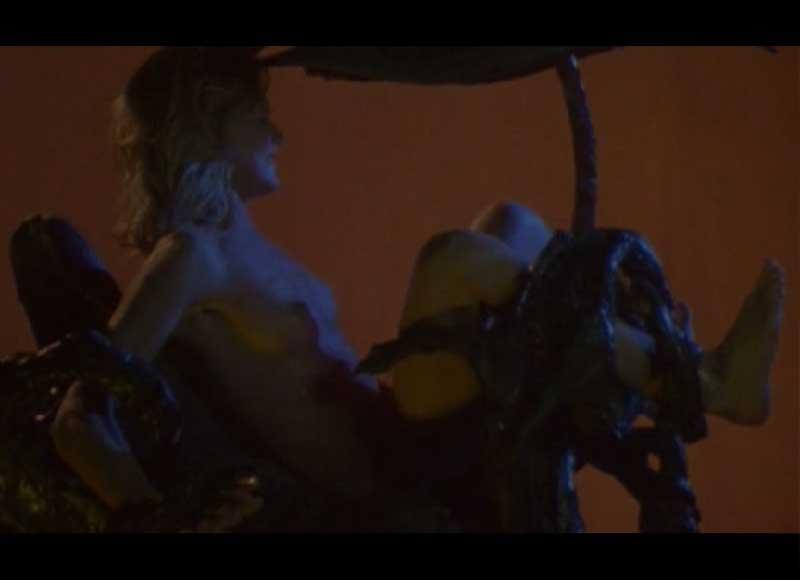 Секс инопланетянина и земной жнещины