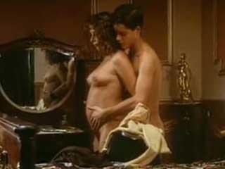 Секс и БДСМ с беременной женщиной (арт-хаус кино).