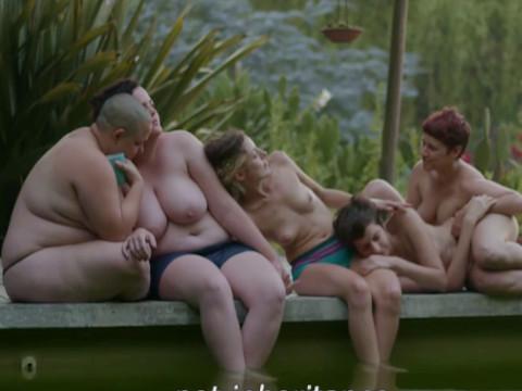 Группа женщин в эротическом путешествии