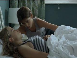 Лесбийская любовь между девчонками тинейджерами