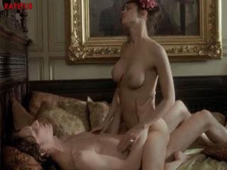 Страстный секс между куртизанкой маркизом