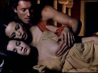 средневековые эротические сцены