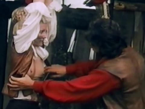 Дочь дворянина была обесчещена солдатами и злобным дворянином