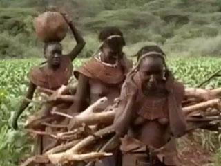 Нагая африка