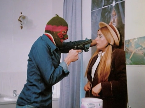 Дочь банкира отдается похитителю