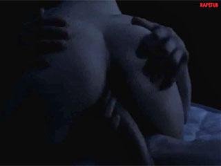 Реальный секс в художественном фильме поза наездницы