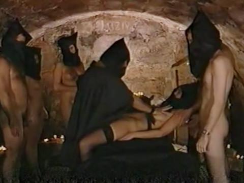 Ритуал секса