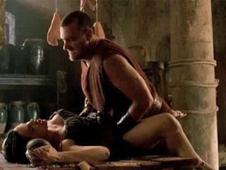 Хозяин наказывает свою рабыню, Рим