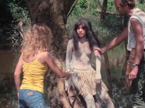 Приключения в джунглях с каннибалом