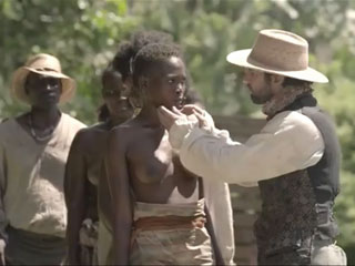 Жизнь черных рабынь и их сексуальное рабство
