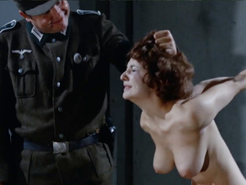 Пытки в нацистском лагере