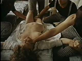 Русское изнасилование во времена перестройки.