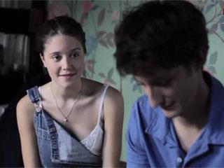 Секс сцена молодой пары