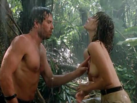 Эротические приключения в далеких землях Амазонки