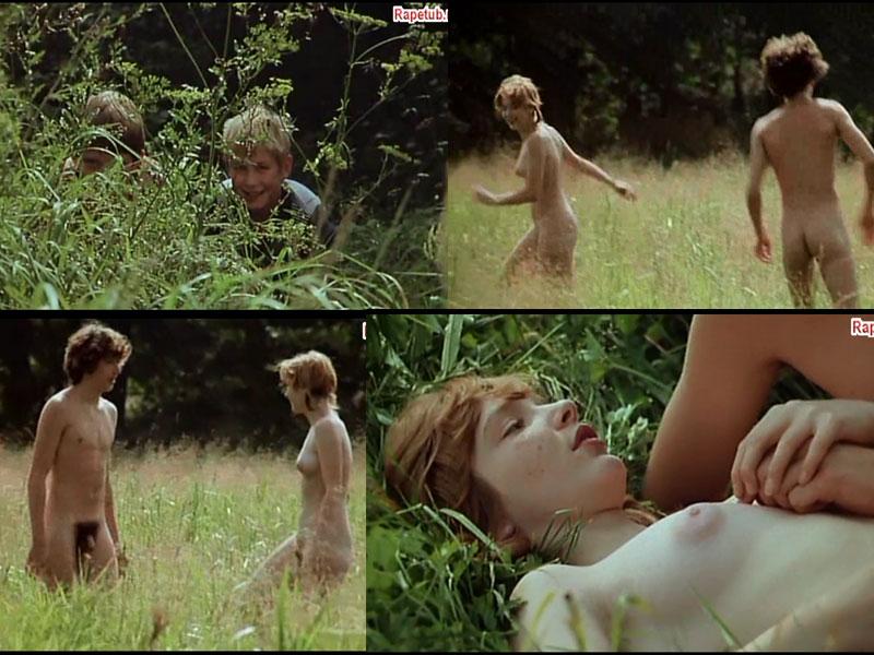 юная голая подростки нудистка фото
