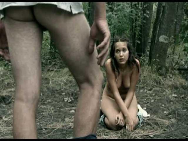 порно убийца в лесу