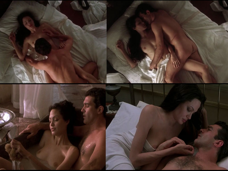 джоли сексуальные сцены
