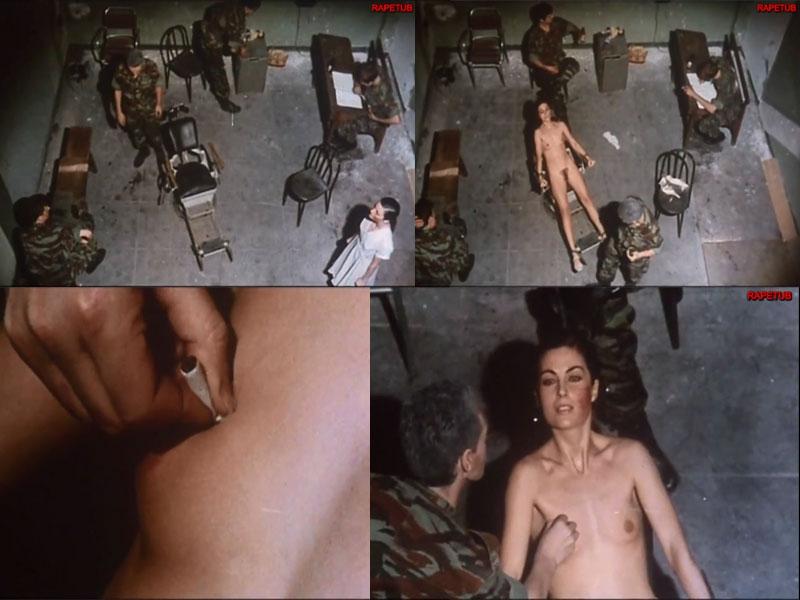 солдаты пытают дувочек порно