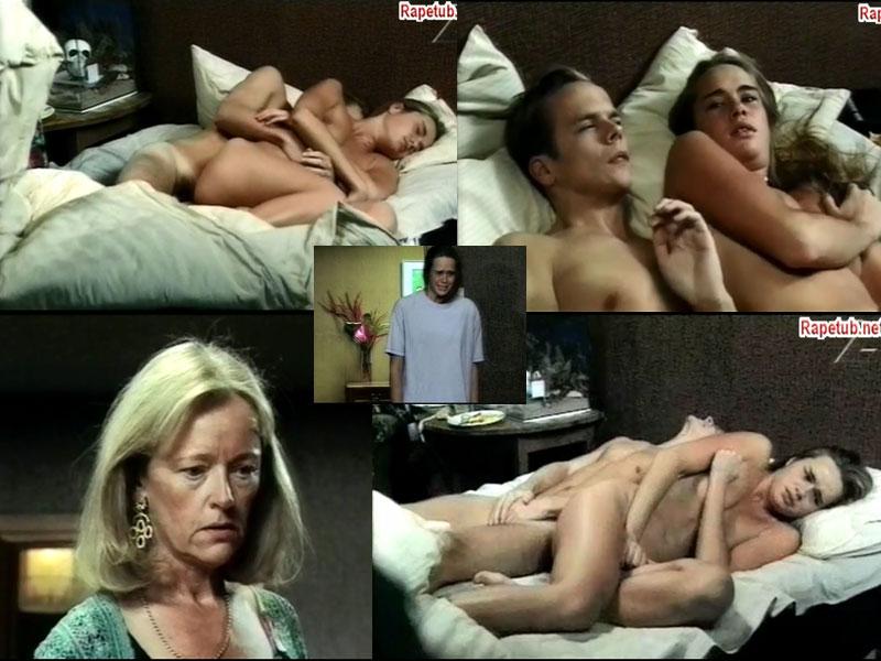подросток и женщина порно