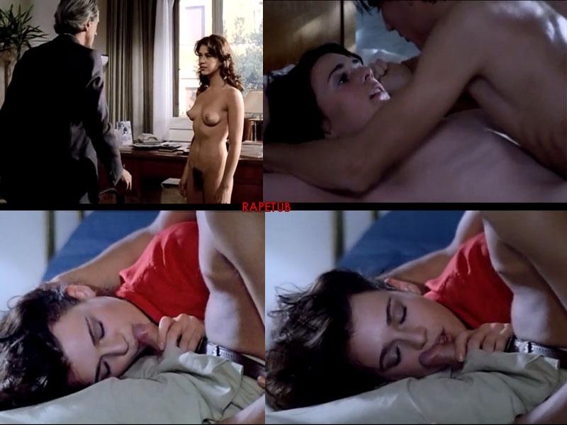 секс сцены из обычных фильмов