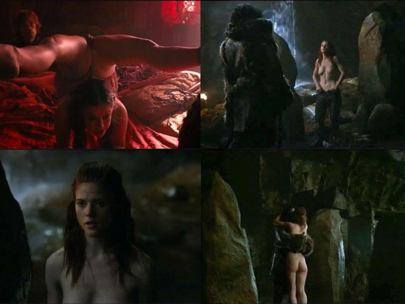 Игра престолов 1 сцени секса