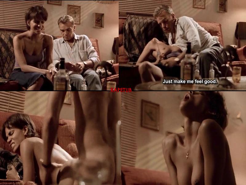 Секс с холли бери