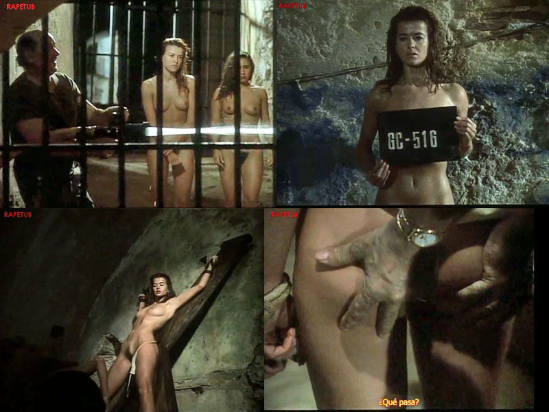 Порно принуждения пленных