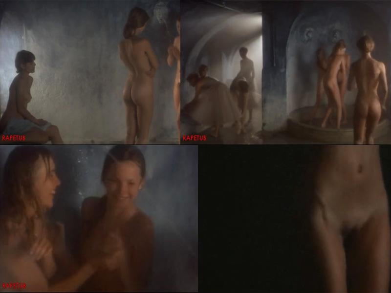 голая девушка в тюрьме фото