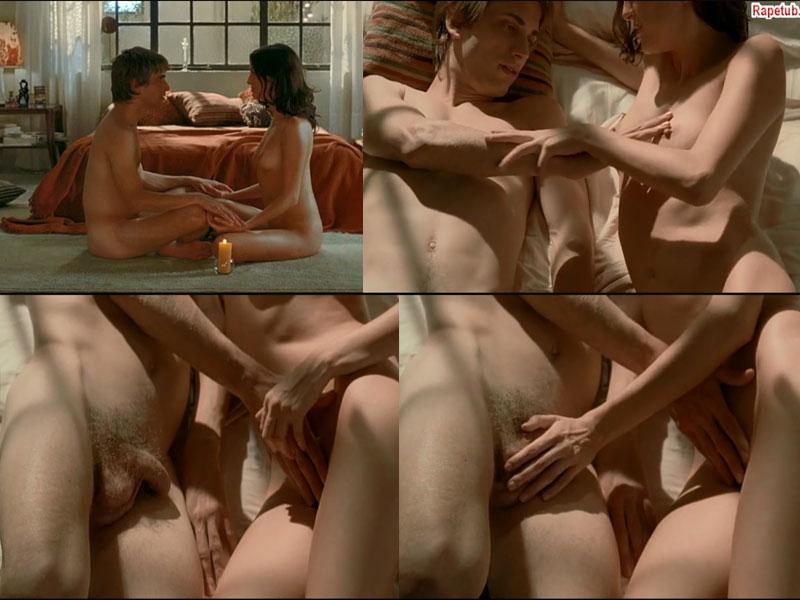 Девушка с парнем секс кино, смотреть видео что остается в презервативе после секса