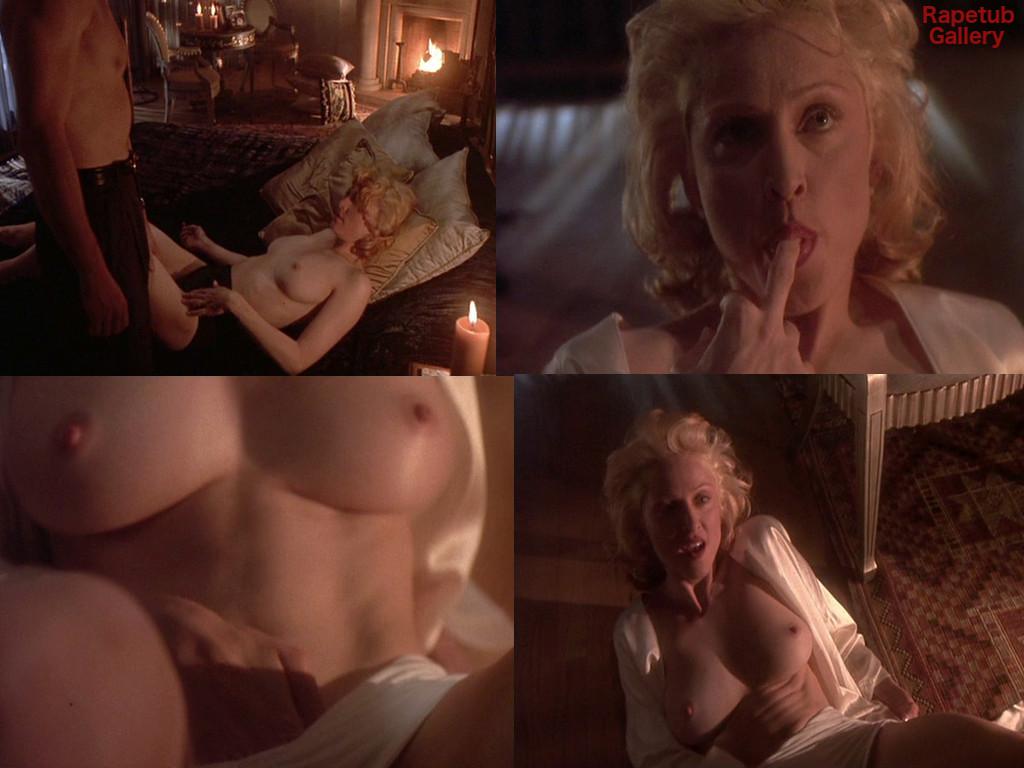 Секс сцена с Мадонной из фильма Тело как улика (Body of Evidence, 1993)