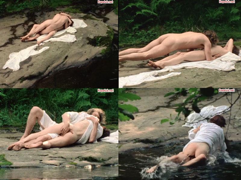 порно сцены на природе фото