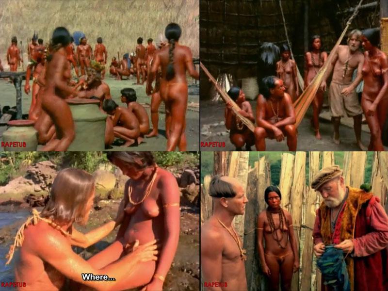 фото голые аборигены
