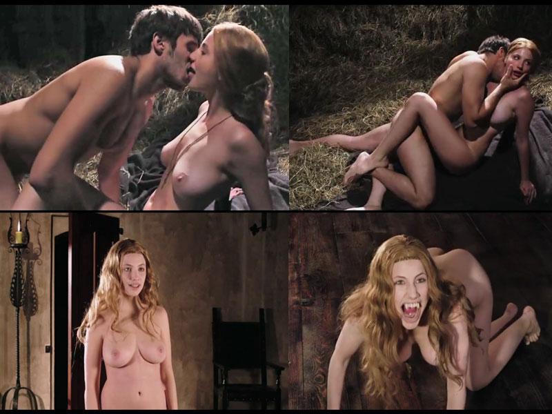 Секс вампирша