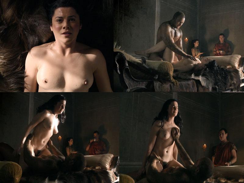 нарезка эротических сцен из сериала спартак онлайн