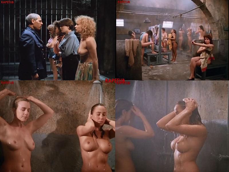Секс в тюрьме hd
