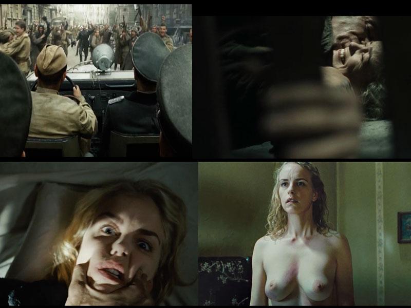 порно во время войны в деревнях
